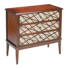 Batik 3 Drawer Chest