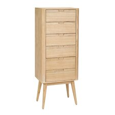 <strong>Sterling Industries</strong> Retro 6 Drawer Chest