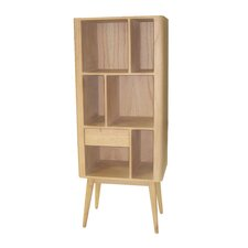 "Retro 59"" Bookcase"