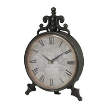 "Arkle Reproduction 10"" Desk Clock"