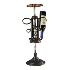 Bordeaux 4 Bottle Tabletop Wine Rack