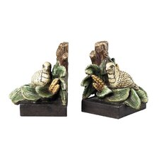 <strong>Sterling Industries</strong> Quail Book Ends (Set of 2)
