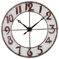 "Oversized 31"" Wall Clock"