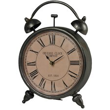 "Audibon Reproduction 8"" Desk Clock"