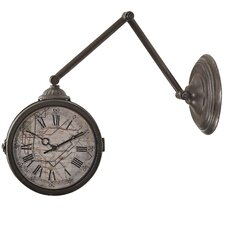 "18"" Double Side Wall Clock"