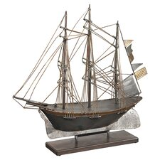 Architectural Ship Statuary (Set of 2)