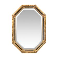 <strong>Sterling Industries</strong> Inlay Octagon Mirror