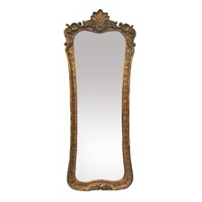 <strong>Sterling Industries</strong> Mykonos Scroll Mirror
