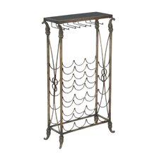 Bordeaux 20 Bottle Wine Rack