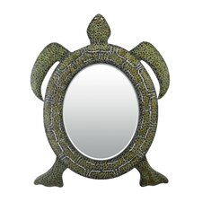 <strong>Sterling Industries</strong> Reflecting Tortoise Mirror