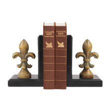 Regal Finial Book End (Set of 2)