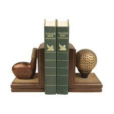 Two Piece Bruntsfield Links Bookend Set