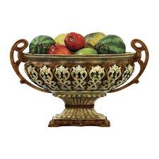 Sheaffer Alabaster Fruit Bowl