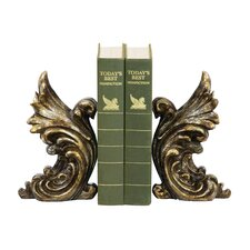 Gothic Gargoyle Bookends (Set of 2)