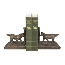 <strong>Sterling Industries</strong> Retriever Book Ends (Set of 2)