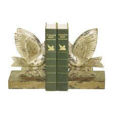 Taking Flight Book End (Set of 2)