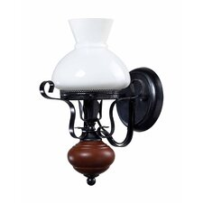 <strong>Sterling Industries</strong> Restoration 1 Light Wall Sconce