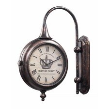 Antique Double Sided Wall Clock