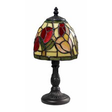 "Tiffany 12"" H Mini Table Lamp"