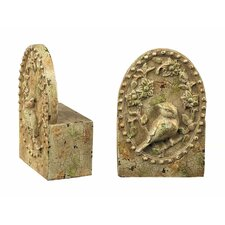 <strong>Sterling Industries</strong> Hillside Ave Book Ends (Set of 2)