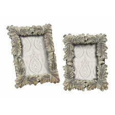Florintine Scroll Picture Frame (Set of 2)