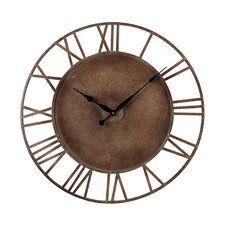 "Oversized 31.5"" Roman Numeral Wall Clock"