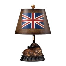 British Bull Dog Table Lamp