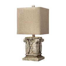 <strong>Sterling Industries</strong> Corinthian Column Table Lamp