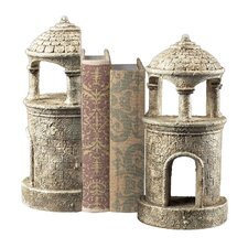 <strong>Sterling Industries</strong> Turret Book Ends (Set of 2)