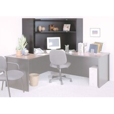 Modular Series W Desk Hutch