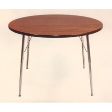 <strong>Ironwood</strong> Round Tapered Leg Table