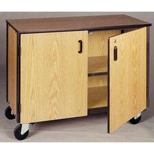 2000 Series Low Storage Mobile Cabinet