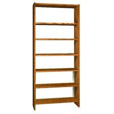 Glacier Single Face Bookcase