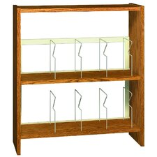 "Glacier 41"" Picture Book Shelving"