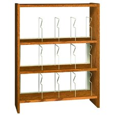 Glacier Single Face Picture Book Shelving Base