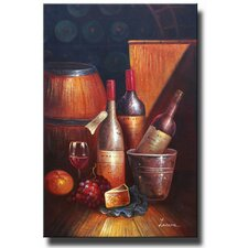 'Bacchus' Canvas Art