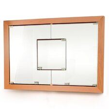 "MDV Modular Cabinetry 38.5"" x 26.5"" Recessed Medicine Cabinet"