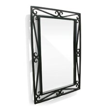 Cantilevered Scroll Mirror