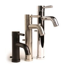 <strong>D'Vontz</strong> Brass Plumbing Single Hole Porus Vessel Faucet with Levers Handle