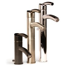 Brass Plumbing Single Hole Baccusfaucet with Single Lever Handle