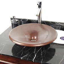 <strong>D'Vontz</strong> Antigua Vessel Bathroom Sink