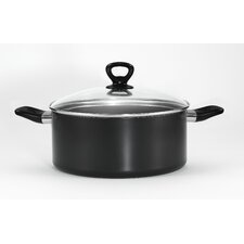 Get-A-Grip Non-Stick Stock Pot with Lid