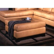 <strong>Omnia Furniture</strong> Espasio Leather Cocktail Ottoman