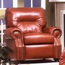 <strong>Omnia Furniture</strong> Impala Leather Club Recliner
