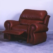 <strong>Omnia Furniture</strong> Cordova Leather Recliner