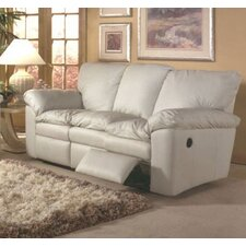 <strong>Omnia Furniture</strong> El Dorado Leather Full Sleeper Sofa
