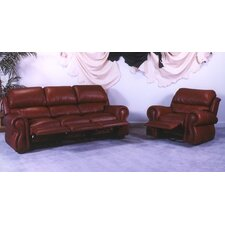 Cordova Reclining Sofa Living Room Set