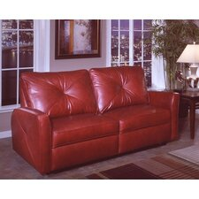 <strong>Omnia Furniture</strong> Bahama Leather Reclining Sofa