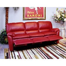 Luxor Leather Reclining Sofa