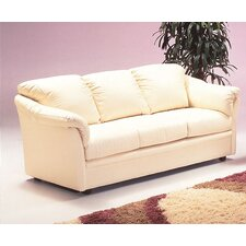 Salerno Leather Sofa